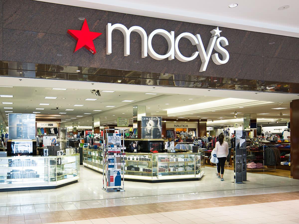 Компания Macys
