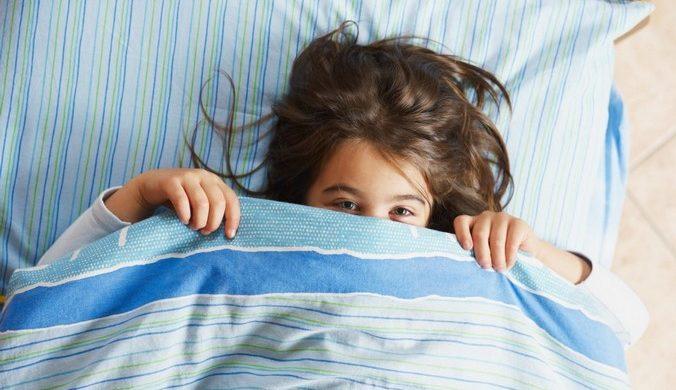 Детские страхи как с ними бороться
